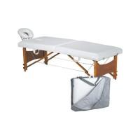 Массажный стол раскладной с регулируемой высотой (чемодан в чехле)